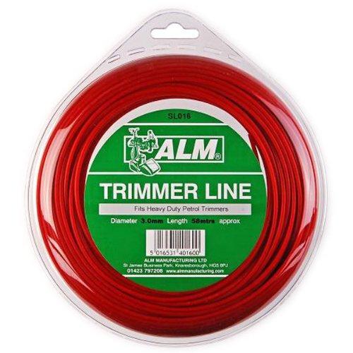 SL016 Heavy-Duty Trimmer Line 3 mm x .5 kg(ALM SL016) by Alm