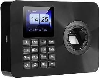 Socobeta Wachtwoord-tijdregistratie, snelle detectie Smart Low Power vingerafdruk-aanwezigheidsmachine, grote capaciteit m...