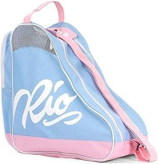 Rio Roller Script Skate Bag, Bolsa de tela y de playa Unisex