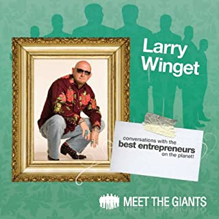 Larry Winget - Interview with the Pitbull of Personal Development cover art