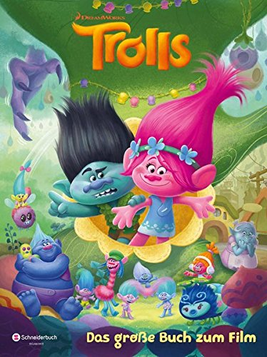 Trolls - Das große Buch zum Film