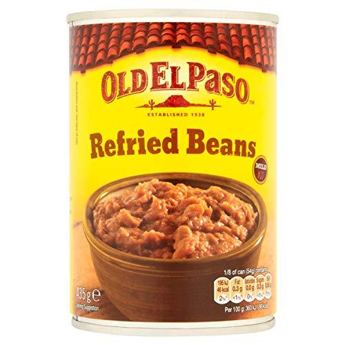 Old El Paso Bohnenmus (435g) - Packung mit 6