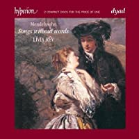 Mendelssohn: Songs without Words by Livia Rev (1997-03-10)