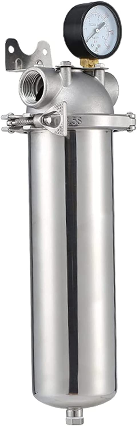 keduoduo Prefilter Stainless Steel Mesa Mall with Mesh Pressure Prefiltro Challenge the lowest price