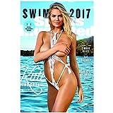 Gopfl Sport Illustrierte Badeanzug Kate Upton Wohnzimmer