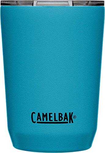 CamelBak Horizon 12 oz Tumbler - Insulated Stainless Steel - Tri-Mode Lid - Larkspur