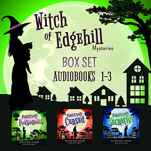 A Witch of Edgehill Mystery Box Set cover art