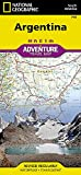 Argentina (National Geographic Adventure Map (3400))