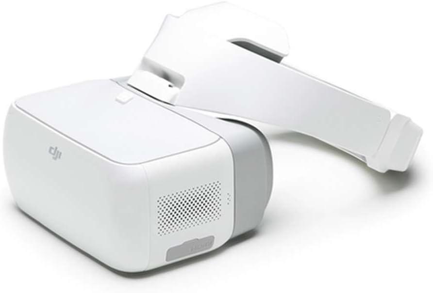 Dji Goggles Vr Brille Inkl 2 Bildschrime Weiß Kamera