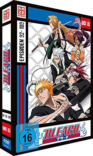 Bleach TV Serie - Box 5 - [DVD]