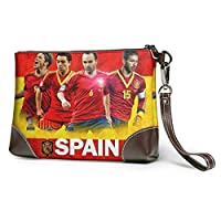 レザーハンドバッグ レザー スペインサッカー 新時代の女性のハンドバッグ、人気のあるハンドバッグ、ショッピングバッグ、会議バッグ、パーティーパッケージ、快適、軽量、防水、耐久性、環境に優しい