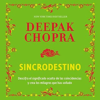 Sincrodestino [Synchrodestiny] audiobook cover art