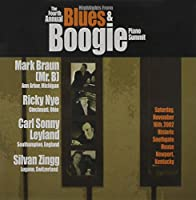Highlights from the Fourth Annual Blues & Boogie P