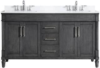 Ove Decors 60 Iron Grey Layla Freestanding Vanity,