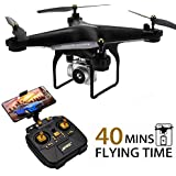JJRC H68 RC Drone 40MINS Longer Flight Time...