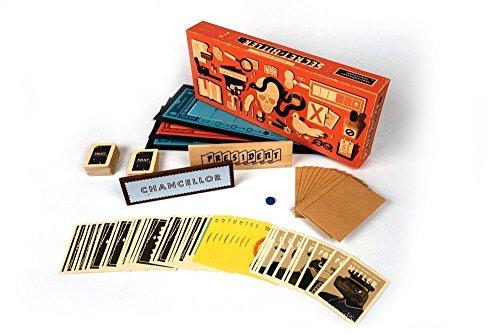 Cenblue® New Secret Hitler Brettspiel-Karte Spiel-schauende versteckte Rollenspiel, das die Welt für Partei jemals gesehen hat