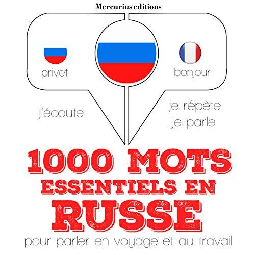 Couverture de 1000 mots essentiels en russe