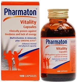 geriavit pharmaton 100 30
