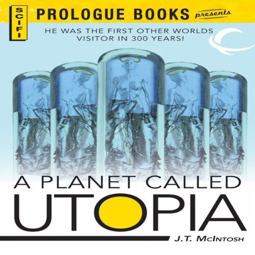 A Planet Called Utopia audiobook cover art