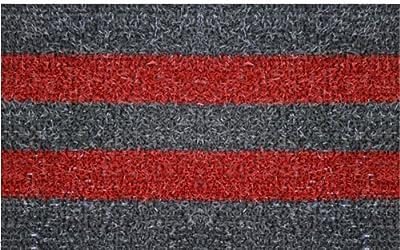 Clean Machine Patio Stripe Doormat