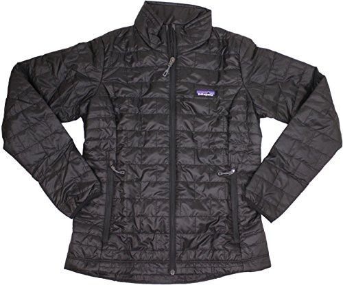 Patagonia Womans Nano Puff Jacket Black 84217 (m)