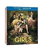 Girls: The Complete Third Season [Blu-ray] [Import]