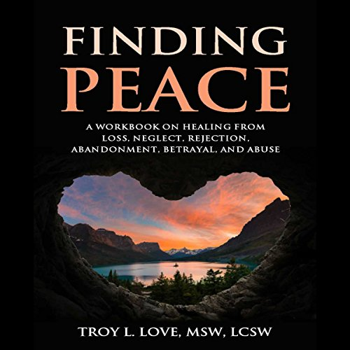 Finding Peace audiobook cover art