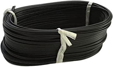 black wire nuts