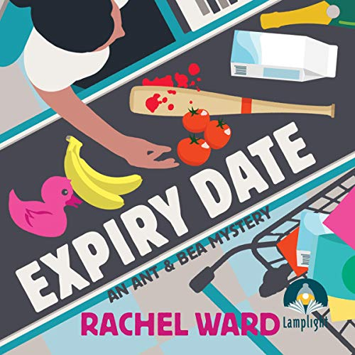 Expiry Date audiobook cover art