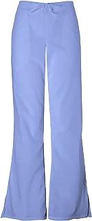 Cherokee Women's Adjustable Flare Leg Drawstring Pant,4101T
