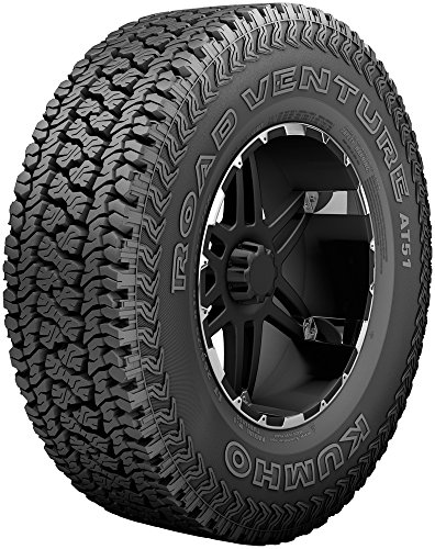 Kumho Road Venture AT51 All Terrain Radial Tire-P265/65R17 112T