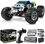 1:10 Scale Large RC Cars 48+ kmh Speed - Boys Remote Control Car 4x4 Off Road Monster Truck Electric - All Terrain...