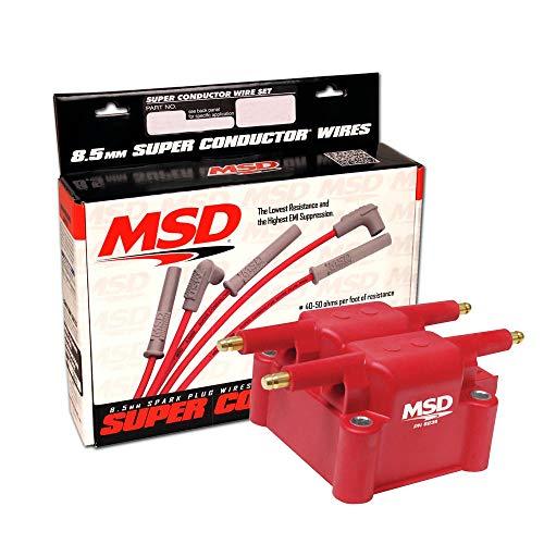 MSD mini_ign_kit Spark Plug Wires