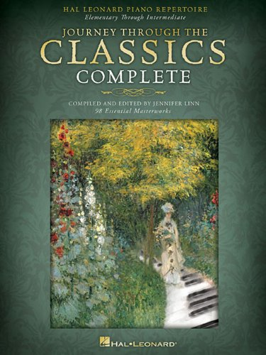 Journey Through the Classics Complete: Hal Leonard Piano Repertoire