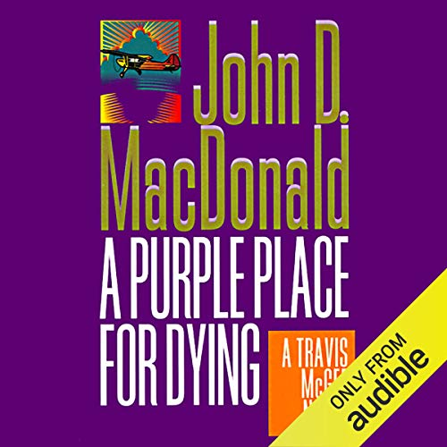 A Purple Place for Dying cover art