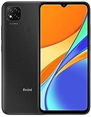 "Xiaomi Redmi 9C Smartphone 3GB 64GB 6.53"" HD+ Dot Drop display 5000mAh (typ) AI Face Unlock 13 MP AI Triple telecamera [Versione globale] Grigio"