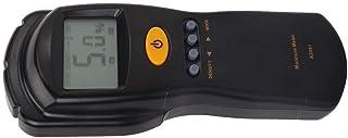Tester Humidimètre Eau Humier Lumière Indication numérique mulwixelle pour Le Papier en Coton en Bambou en Bois Scanner