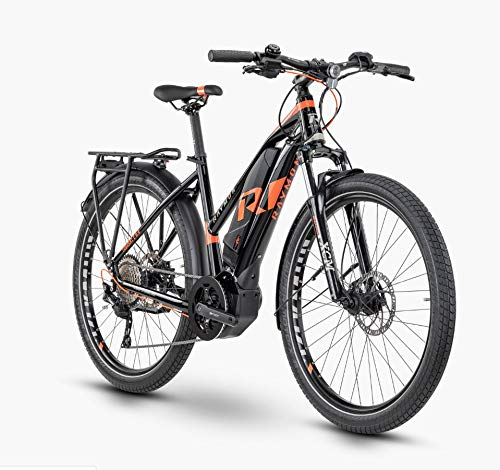 R Raymon TourRay E 6.0 - Bicicleta eléctrica de trekking, c