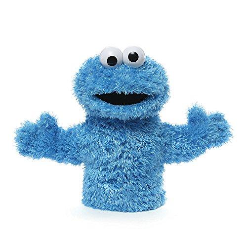 Marionnette de main de monstre de biscuit de Gund