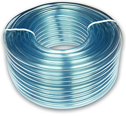 "5//8/"" internal diameter Clr PVC Hose 16 mm"
