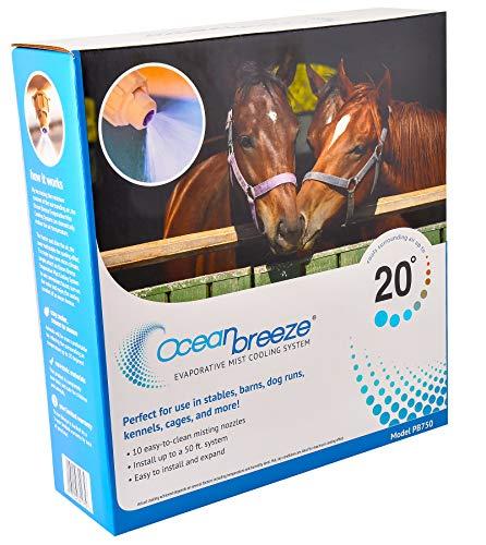 DIG PB750 Ocean Breeze Large Pet Cooling Misting...