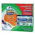 Scrubbing Bubbles Toilet Gel, Fresh Citrus