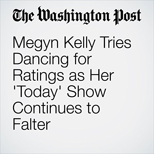 Megyn Kelly Tries Dancing for Ratings as Her 'Today' Show Continues to Falter copertina