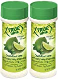 INCLUDES: 2 Lime Shakers 100% Natural Ingredients with no artificial sweeteners, colors, sodium or preservatives 0 calories, 0g carbs, 0g sugar and no artificial sweeteners No artificial colors, preservatives, sodium or gluten ½ tsp = 1 Tbsp. lemon j...
