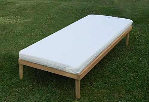 Raimbow Materasso per divano letto o brandina pieghevole H12 cm materassino salvaspazio singolo 80x195