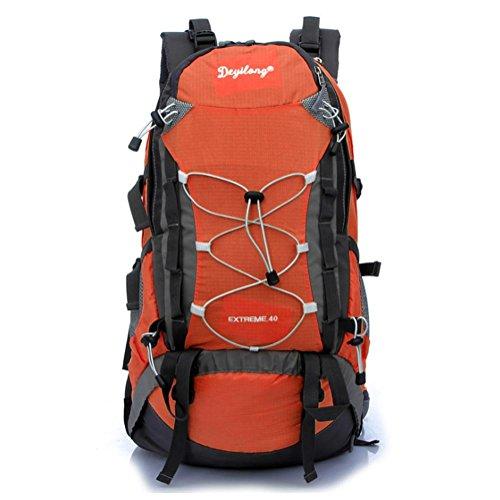 SZH&BEIB Sac à dos Randonnée grande capacité 40LWaterproof Voyage en nylon de camping activité de plein air , B