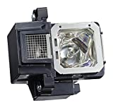 Ushio Original Lamp & Housing for The JVC DLA-X750R Projector - 240 Day Warranty