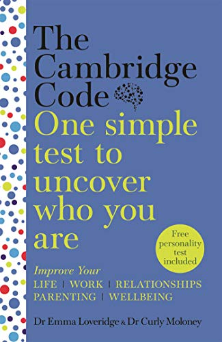 The Cambridge Code: One Simple Test to Uncover Who You Are (English Edition)
