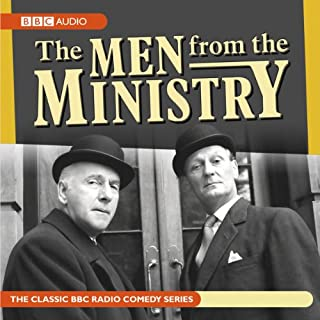 The Men from the Ministry                   By:                                                                                                                                 BBC Audiobooks                               Narrated by:                                                                                                                                 Clive Dunn,                                                                                        Joan Sanderson,                                                                                        Wilfred Hyde White,                   and others                 Length: 2 hrs     47 ratings     Overall 4.5