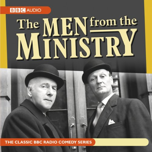 The Men from the Ministry cover art